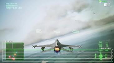 Технический анализ Ace Combat 7 от Digital Foundry