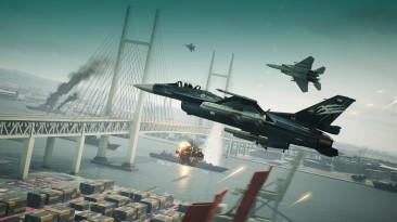 Ace Combat 7 стала самой продаваемой игрой в серии