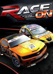 Обложка игры RACE On