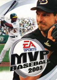 Обложка игры MVP Baseball 2003