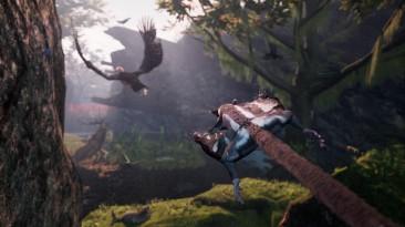 Away: The Survival Series про белку-летягу выйдет на PlayStation 5
