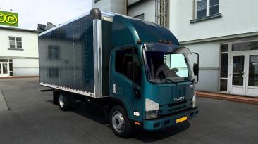 "Euro Truck Simulator 2 ""Isuzu NPR 2018 v1.0 (1.40.x)"""