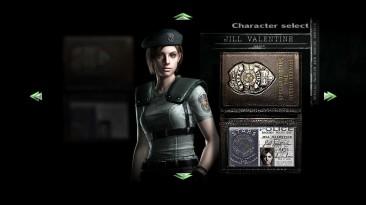 "Resident Evil HD Remaster ""Bertha Re Orc"""