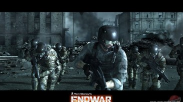 Tom Clancy's Endwar. Россия - вперед!