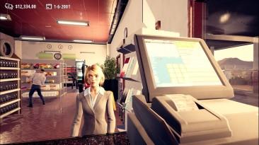Gas Station Simulator попал в топ-5 бестселлеров Steam
