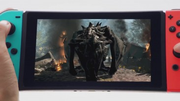 The Elder Scrolls: Blades приходит на Nintendo Switch