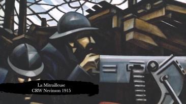 Видео о создании 11-11: Memories Retold - живая живопись
