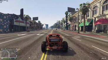 GTA Online - Maxwell Vagrant