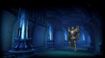 Альтернативные персонажи в WoW: Shadowlands теперь сразу могут посетить максимальный уровень Торгаста