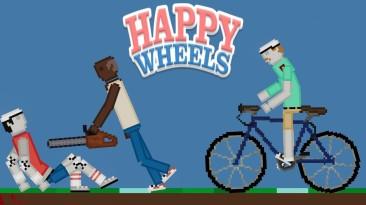 """People Playground """"Мод Happy Wheels"""""""