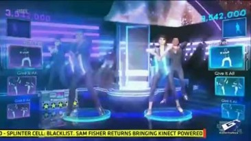 Dance Central 3 - E3 2012 - Дебютный Трейлер