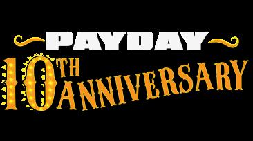 Создатели Payday отмечают 10-летие серии
