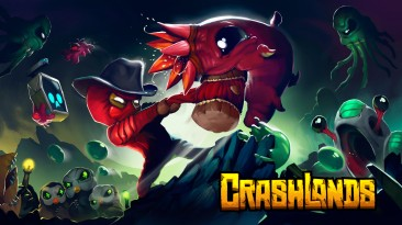 Crashlands - RPG, ПЕСОЧНИЦА, ВЫЖИВАЛКА | КЛОН Don't Starve Together?)