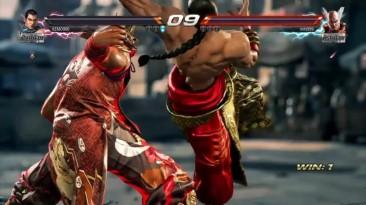 Tekken 7 Супер Слоу Мо #2