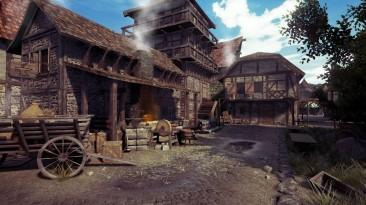 Chronicles of Elyria: настройка вещей при крафте и погода