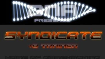 Syndicate (2012): Трейнер/Trainer (+8) [1.0] {HoG/DNA}