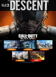 Обложка игры Call of Duty: Black Ops 3 - Descent