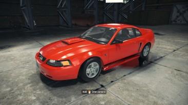 """Car Mechanic Simulator 2018 """"Ford Mustang 2004"""""""