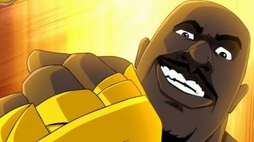Файтинг Shaq-Fu: A Legend Reborn выйдет для Nintendo Switch