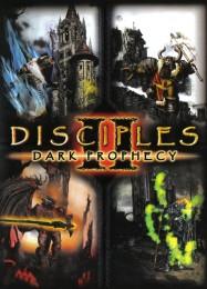 Обложка игры Disciples 2: Dark Prophecy