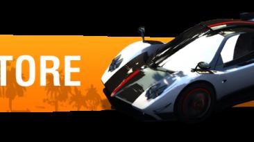 Описание DLC Store TDU2