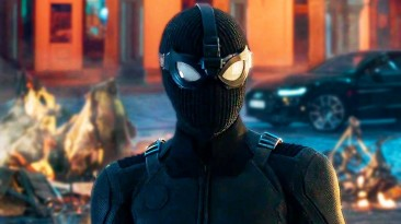 """Spider-Man: Web of Shadows """"Stealth Suit"""""""