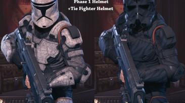 """XCOM 2 """"Star Wars Helmets v1.8"""""""