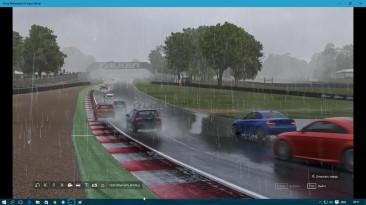 """Forza Motorsport 6 apex """"вторая гонка. дождь"""""""