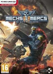 Обложка игры Mechs and Mercs: Black Talons