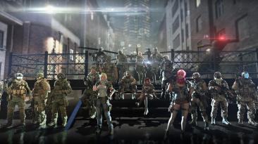 Обновление в Black Squad - новый режим, бронежилеты и многочисленные правки
