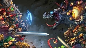 RPG Battle Chasers: Nightwar успешно собирает деньги на Kickstarter