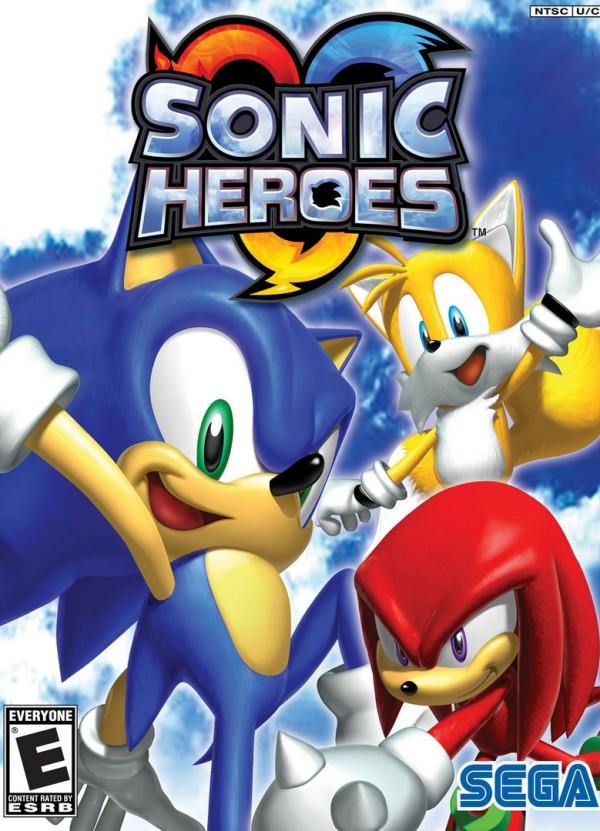 Sonic heroes скачать бесплатно полную версию на русском