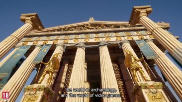 """Релизный трейлер режима """"Интерактивный тур: Древняя Греция"""" для Assassin's Creed Odyssey"""