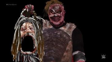 """WWE 2K16 """"The Fiend FL'21 порт мода для 2k19"""""""