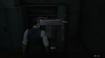 "Resident Evil 2 ""MQ11 для Леона"""