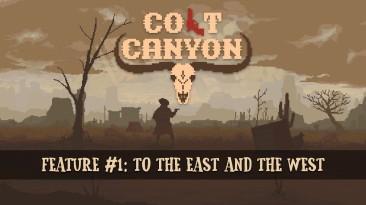 Первый геймплейный трейлер вестерна Colt Canyon