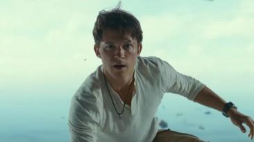 Молодой Нейтан Дрейк и его падание с грузового самолета - представлен первый трейлер фильма Uncharted