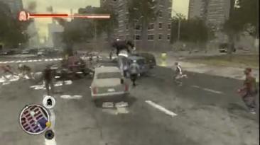 "Prototype ""CES 09: Demo Gameplay Trailer"""