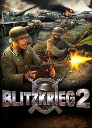 Обложка игры Blitzkrieg 2