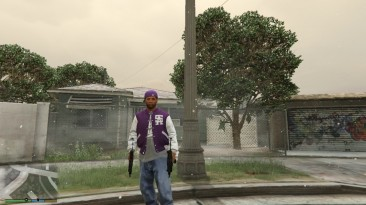 "Grand Theft Auto 5 ""Dual Wield - мод на оружие в две руки"""