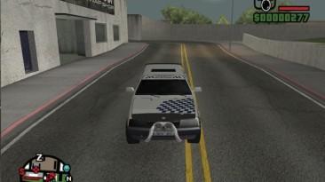 "Grand Theft Auto: San Andreas ""ВАЗ 21099 Cotune"""