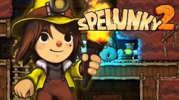Первые оценки Spelunky 2 - великолепное продолжение