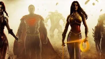 Создатель Mortal Kombat Эд Бун был бы рад увидеть киноадаптацию Injustice: Gods Among Us