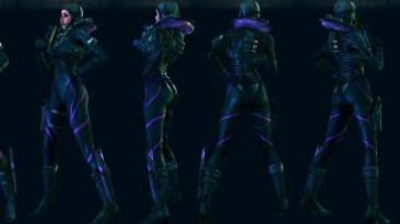"""Resident Evil: Revelations """"Jessica Full Suit v2 MOD"""""""