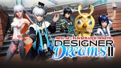 Phantasy Star Online 2 представляет коллекцию Designer Dreams II