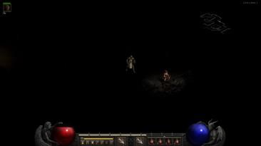 "Diablo 2: Resurrected ""Световой радиус"""