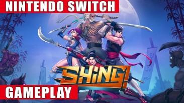 Запись игрового процесса версии игры Shing! для Switch
