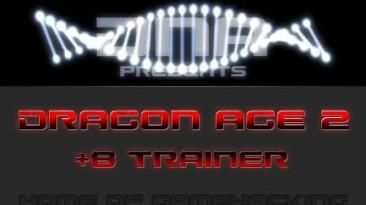 Dragon Age 2: Трейнер (+8) [1.02] {HoG}