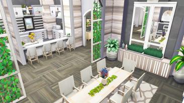 "The Sims 4 ""Квартира - 1010 Alto Apartments"""