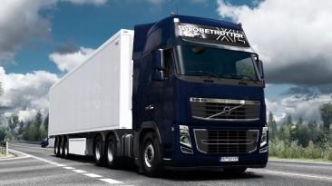 "Euro Truck Simulator 2 ""Звуковой мод для Volvo FH 2009 v1.1 (1.39-1.40)"""